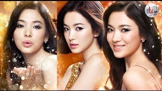 The Beauty Owl: Song Hye Gyo Laneige My Little Winterland NYE/HOLIDAY Makeup 송혜교 메이크업 Thumbnail