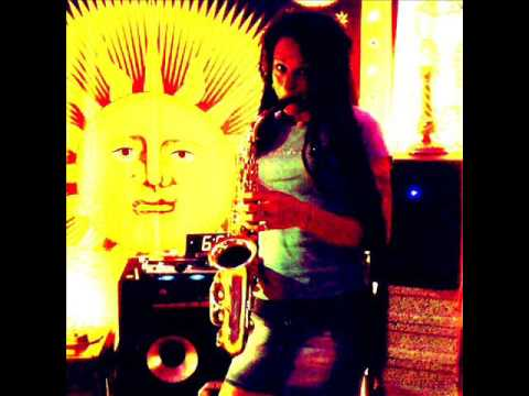Laura Colaysïs Sax & Bongos -on:  Revolution Riddim Bronx Digital