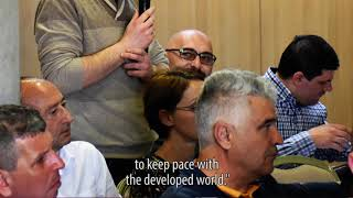 SEEAM- WS/IAM Program-Video clip-, Belgrade, Serbia, 12.04.'18