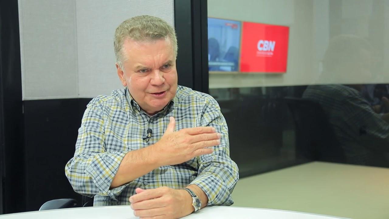 Cenário CBN: Beto Pereira, presidente do Grupo Pereira (Rede Comper)