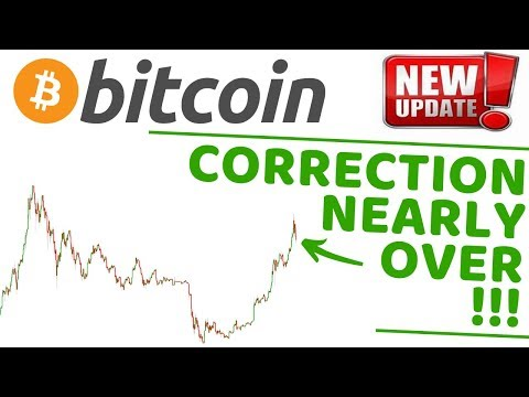 Bitcoin Price Technical Analysis - Correction Nearly Over