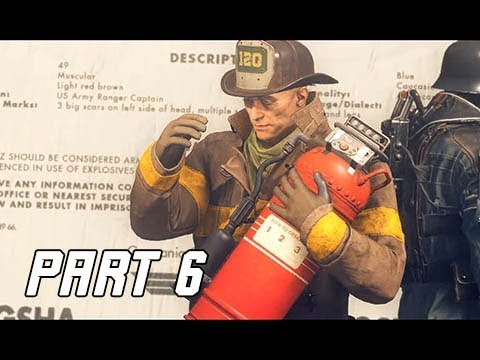 WOLFENSTEIN 2 THE NEW COLOSSUS Walkthrough Part 6 - Roswell New Mexico (PC Ultra Let's Play)