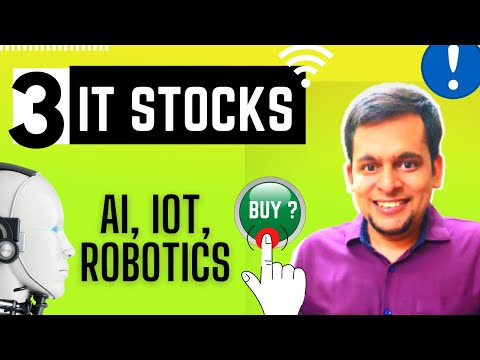 3 BEST IT STOCKS to BUY NOW ? Top AI Stocks in India. Growth Stocks & Long Term Stocks to buy in IT.