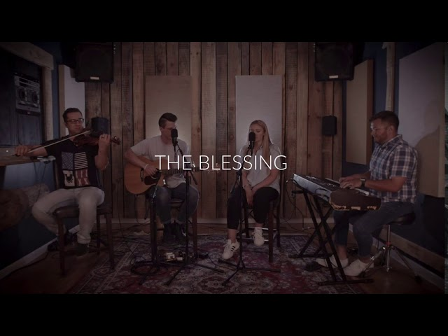 The Blessing (Live) - Adoration Music Acoustic Session Cover Feat. Hope Noe