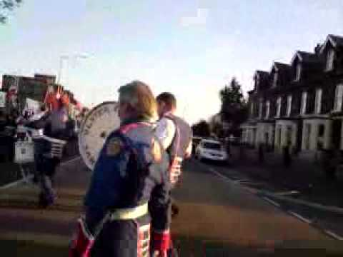Ulster First Flute Band - UFFB - BIG HENRY