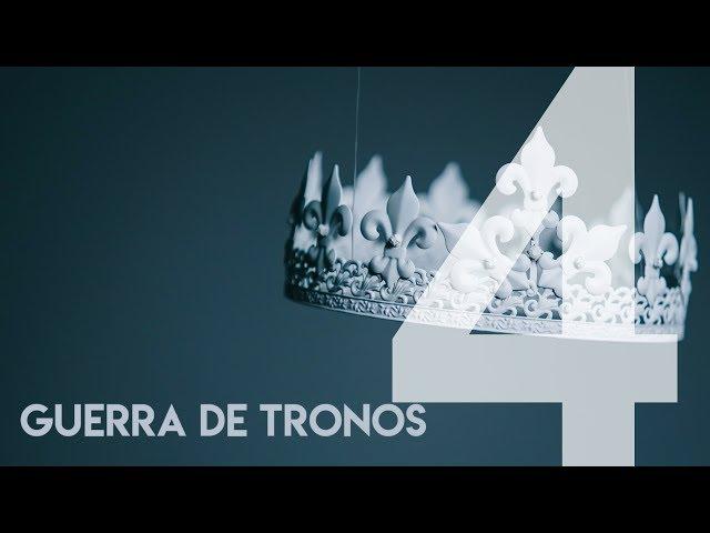 GUERRA DE TRONOS - 4 de 4 - O deus que virou ídolo