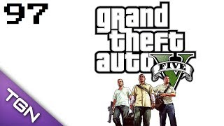 Grand Theft Auto V - PS3 [HD] #97 Schrottplatz ♣ Let's Play GTA V | GTA 5 ♣