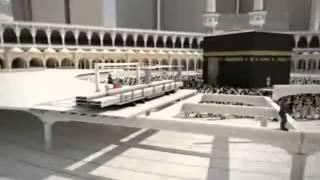خطة توسعه صحن المطاف الحرم المكي