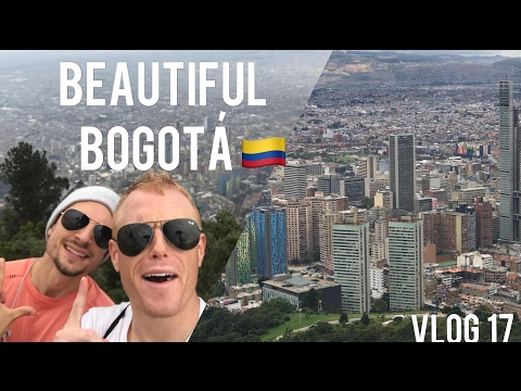 AMAZING BOGOTÁ COLOMBIA! 🇨🇴 The Monserrate Epic Hike // Dail