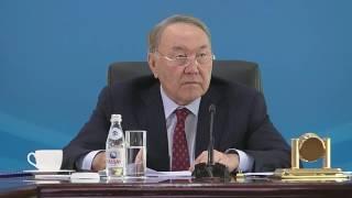 Н. Назарбаев о регистрации жителей в Астане