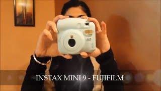 Unboxing FujiFilm Instax Mini 9 Joy Box | Polaroid Camera | New Year Special 2018