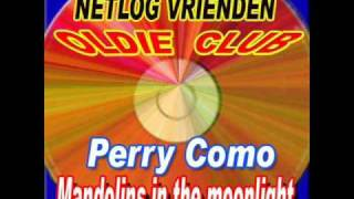 Perry Como - Mandolins in the moonlight