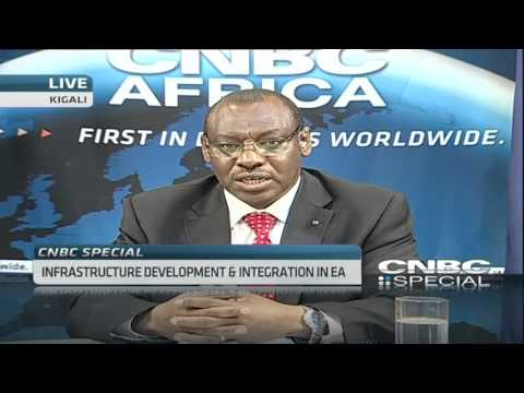 Rwanda's Finance and Economic Planning Minister, Claver Gatete on vision 2020