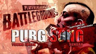 PubG Song | Young Freak Ft. Sensar | Hindi Rap Song | PlayerUnknown's Battlegrounds
