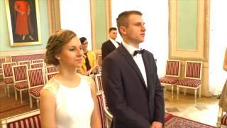 Ślub cywilny - A thousand years  || IFILM - ifilm.lublin.pl || Paulina i Bartosz