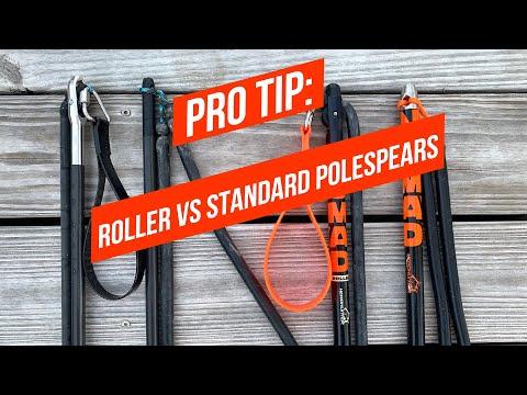 Pro Tip - Roller Vs Standard Polespear