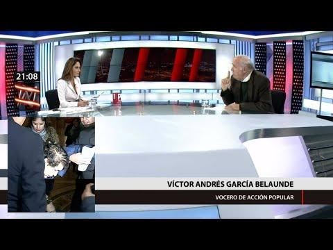El show del consejero Noguera y el grito en el cielo de Vitocho por la carta de remoción de Vizcarra