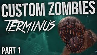 """FREE THUNDERGUN!!"" - Custom Zombies - ""TERMINUS"" - Part 1 (Call Of Duty Zombies)"