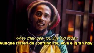 Wake up and live - Bob Marley (ESPAÑOL/ENGLISH)