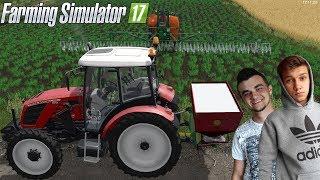 """Nawozy i Opryski! ㋡Farming Simulator 17 """"Sąsiedzkie zmagania""""#16㋡/w MrAdamo15"""
