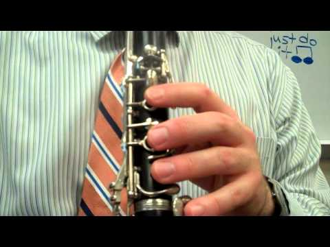 Smoke on the Water for Clarinet