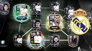 REAL MADRID от 0 до 100 РЕЙТИНГА в FIFA MOBILE 20
