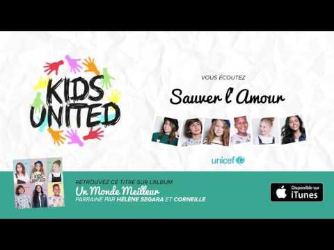 KIDS UNITED - Sauver l'Amour Hélène Ségara (Audio officiel)