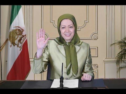 Maryam Rajavi's message to the Iran Freedom Convention in the US- May 5, 2018