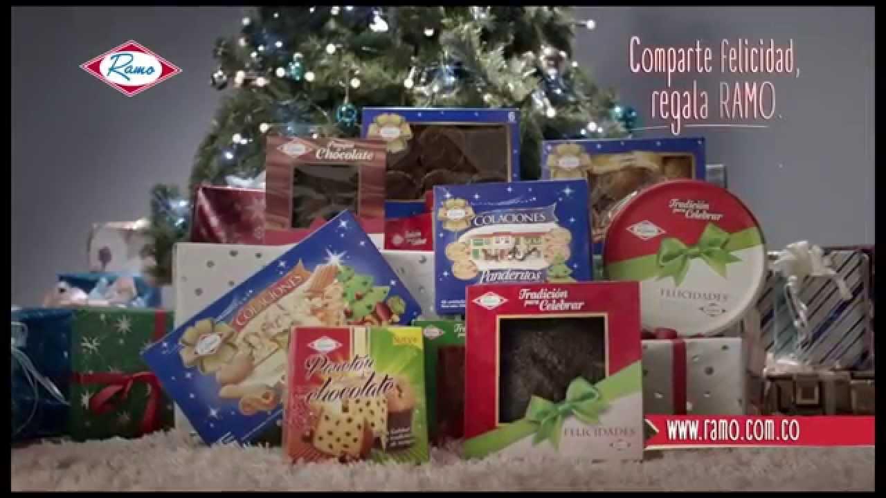 Comercial de navidad de ramo youtube for Productos de navidad