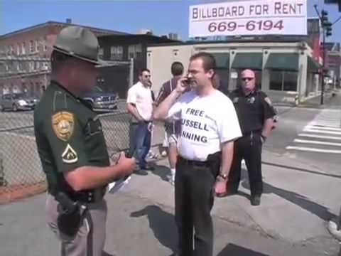 Open Carry Legal in New Hampshire