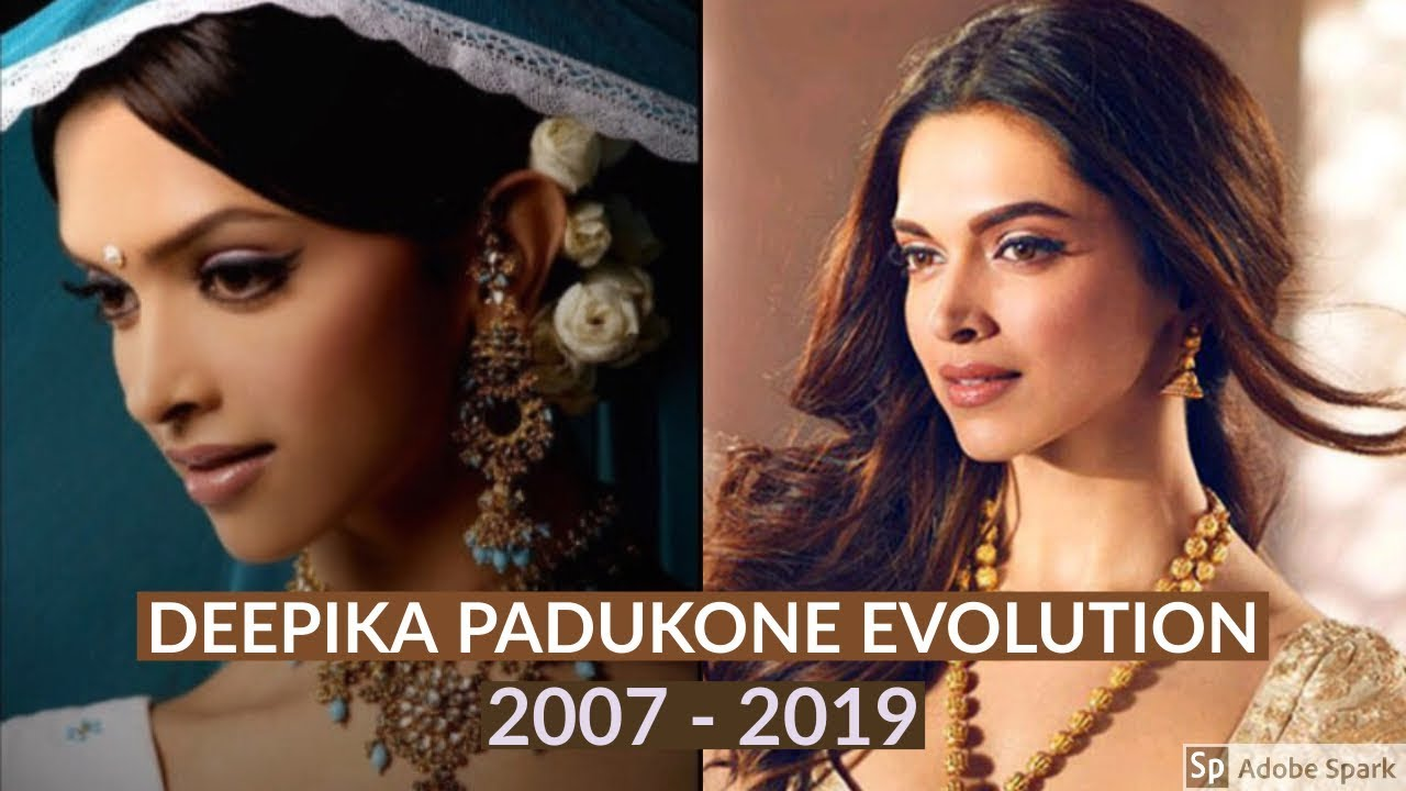 Deepika Padukone Hindi Film Evolution ( 2007 - 2019 ...