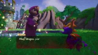 Spyro Reignited Trilogy Gameplay Live 3 : Spyro 3