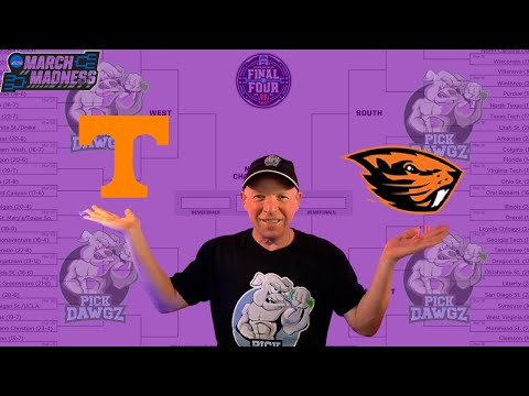 Tennessee vs Oregon State 3/19/21 Free College Basketball Pick and Prediction NCAA Tournament