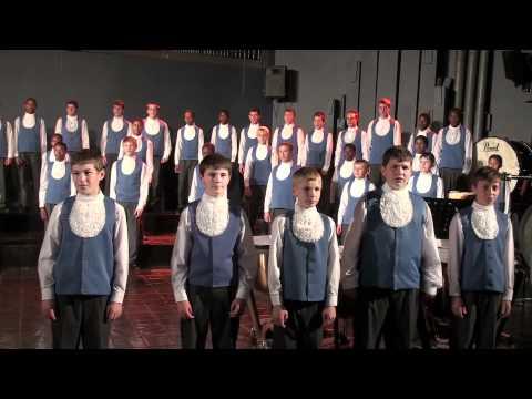 Funiculi Funicula-Drakensberg Boys' Choir 2011