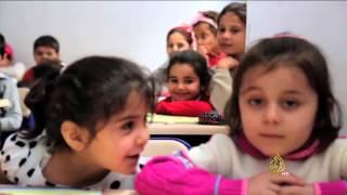 واقع التعليم بمخيمات اللجوء السورية في تركيا