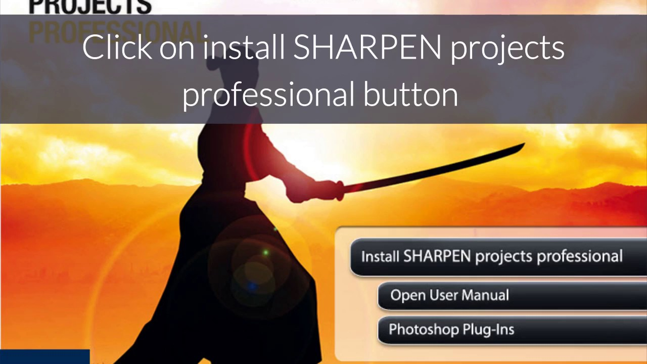 sharpen projects 2018 professional crack