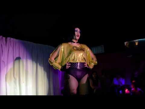 Odile LeNoir- Feeling Like Pussy Feeling Like Cunt- Live Show LA MAMADA