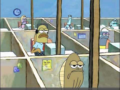 Spongebob - Life On the Outside