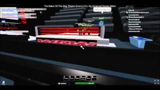 WRW roblox wrestling epiosode #1