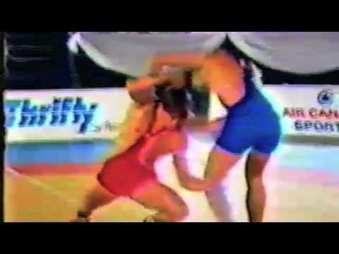 1988 Canada Cup: 62 kg Final Gary Bohay (CAN) vs. Paul Hughes (CAN)
