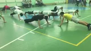 День самоуправления на уроках физической культуры