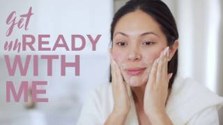GET UNREADY WITH ME + NIGHT TIME SKINCARE ROUTINE