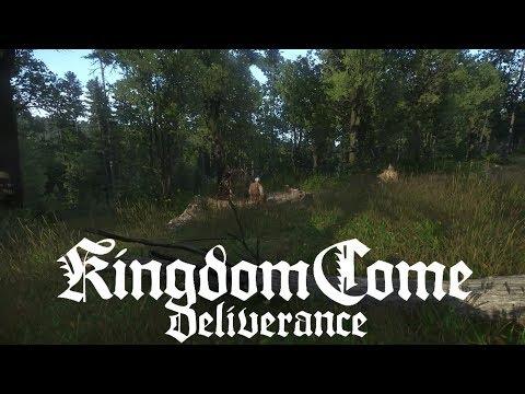 Räuberlager im Wald / Let's Play Kingdom Come Deliverance #15