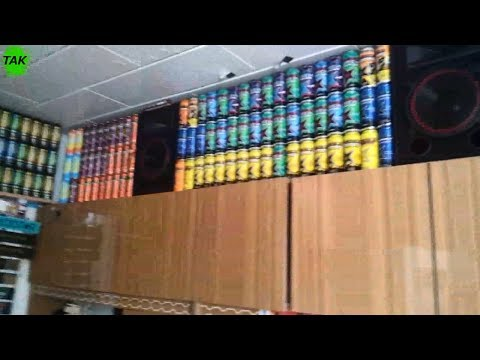 Energy Drinks Sammlung (318 Dosen!!!)