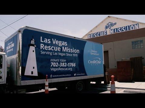 Las Vegas Rescue Mission - Findlay Community Spotlight