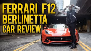 All the things I LOVE & HATE about my Ferrari F12 Berlinetta