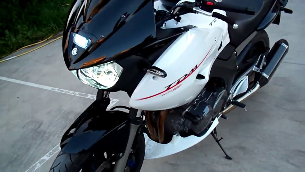 yamaha tdm 900 with remus hexacone carbon youtube. Black Bedroom Furniture Sets. Home Design Ideas