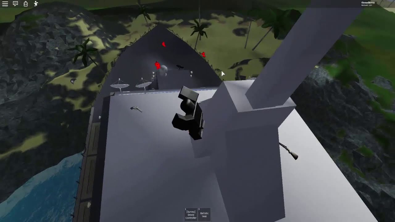 Roblox Isle Monster Distracted