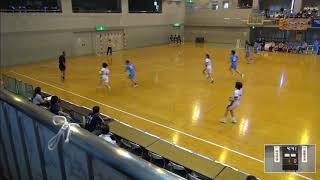 2019年IH ハンドボール 女子 2回戦 明光学園(福岡)VS 聖和学園(宮城)