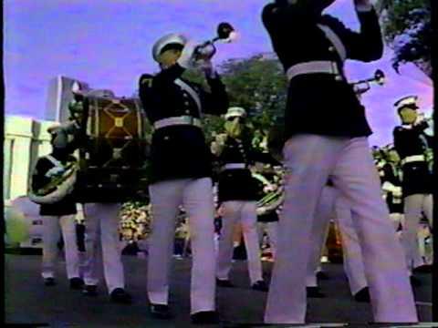 4th Marine Aircraft Wing Band, New Orleans, LA
